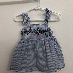 12-18M Baby Gap Cotton Dress